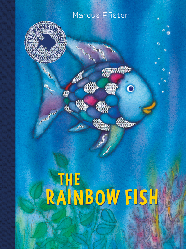 classic edition - Colorful Fish Book