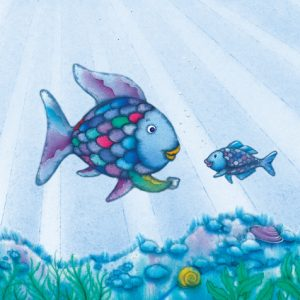 About me - The Rainbow Fish